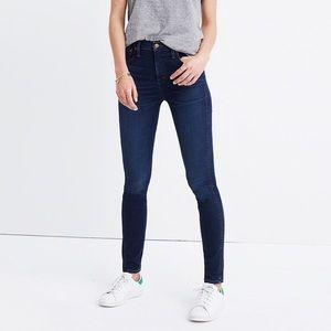 Madewell Jeans - Madewell 10'' high rise skinny jean